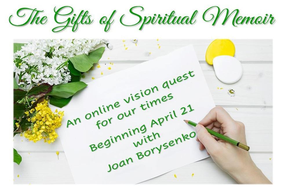 The Gifts of Spiritual Memoir