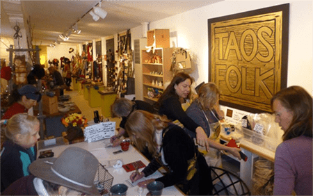 Taos Folk - Artisan Pop-Up Store