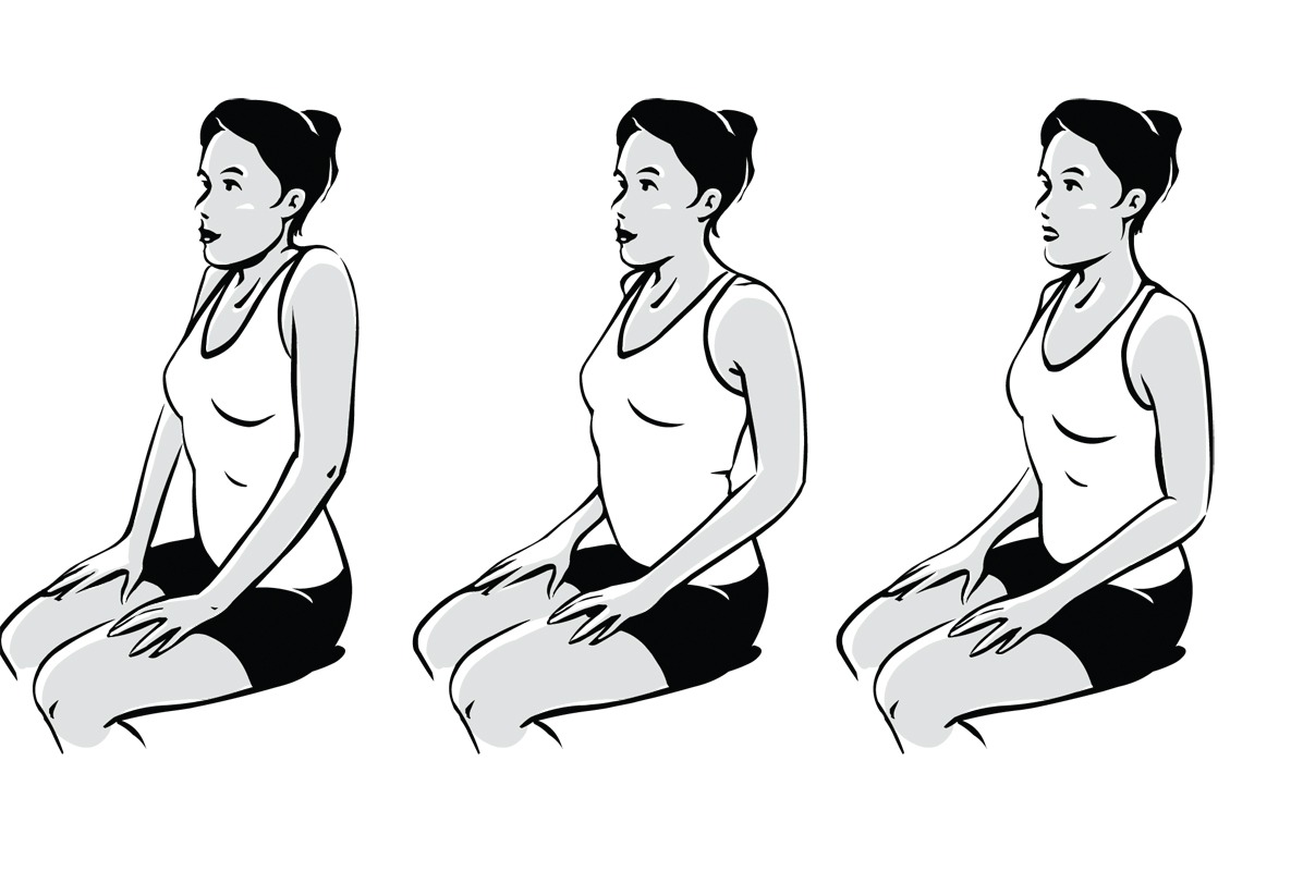 The Anytime Series of Yoga Stretches - Joan Borysenko