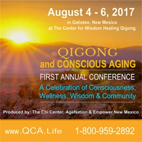 Qigong and Conscious Aging Conference