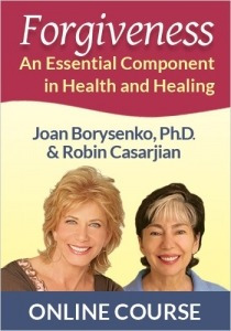 Forgiveness: An Essential Component in Health and Healing